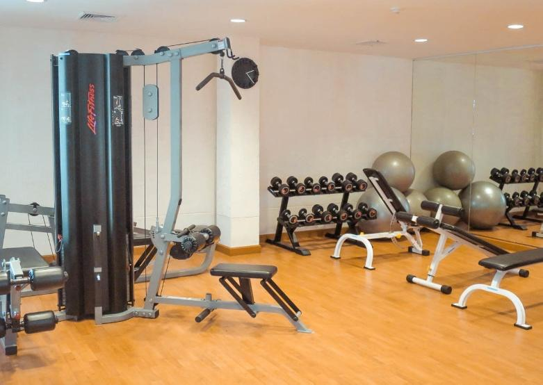Your hotel gym