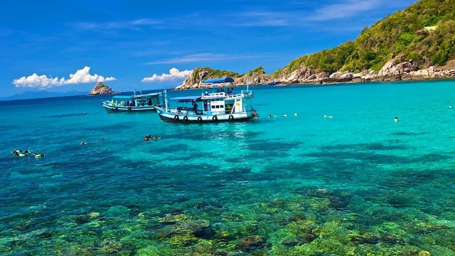 THE BEST PLACES FOR DIVING ON KOH TAO