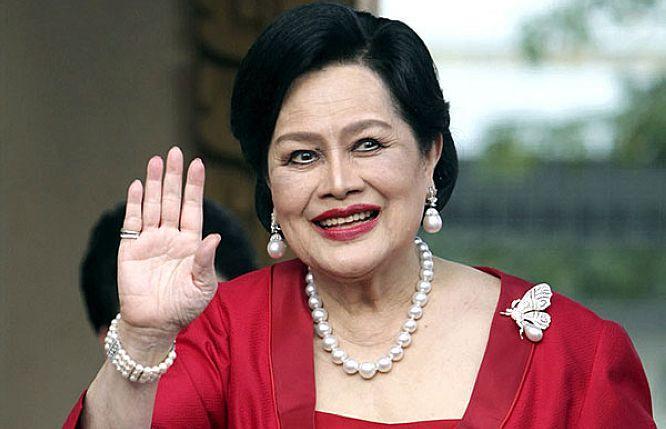 Супруга короля Тайланда
