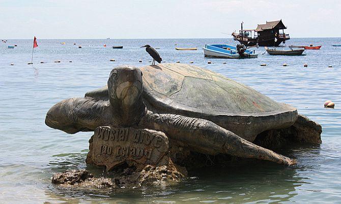 Остров Ко Тао - пляжи, отели, транспорт и развлечения