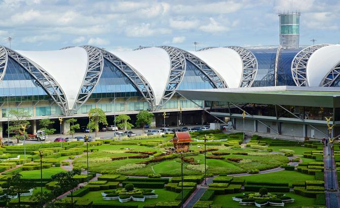 терминалы суварнабхуми