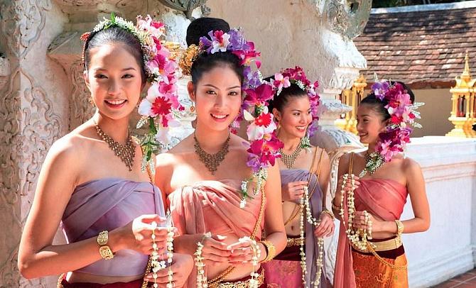 одежда Таиланда