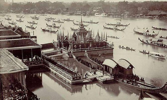 История Таиланда - из древности до наших дней