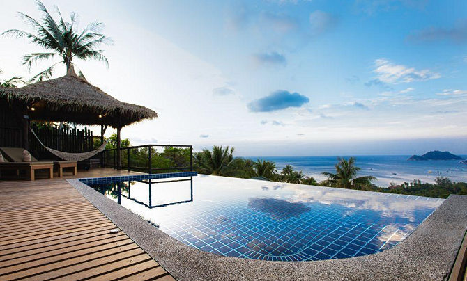 โรงแรมเกาะเต่า