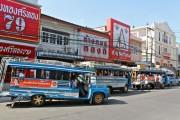 Общественный транспорт на Пхукете - маршруты и способы передвижения