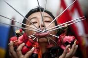 Вегетарианский фестиваль на Пхукете - правила, процессии и места проведения