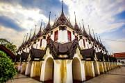 Храм Ват Ратчанадда - особенности посещения и достопримечательности