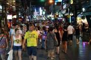 Улица Бангла Роуд на Пхукете: клубы. фото, видео