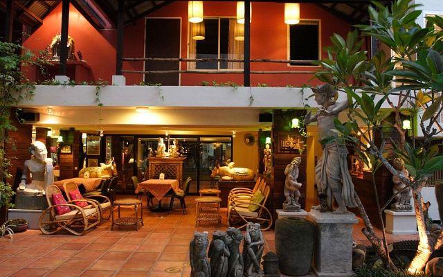 отель на каосан