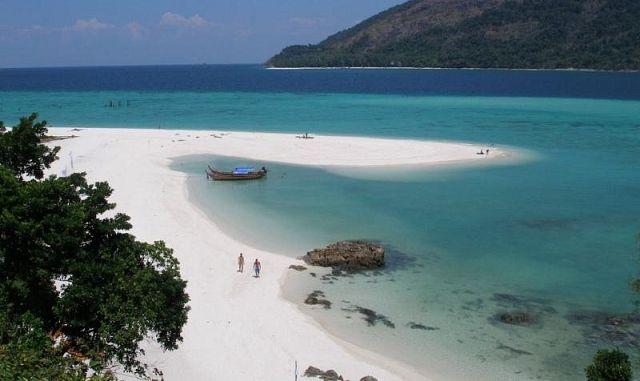 Пляж Карма