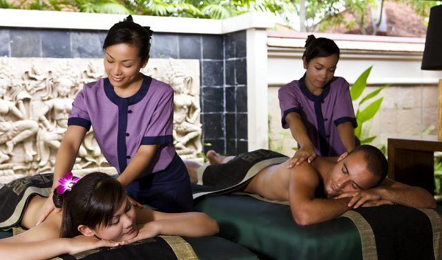 массаж салон спа