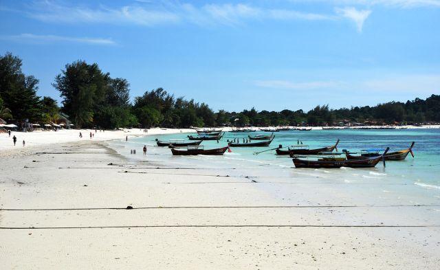Пляж Паттайя