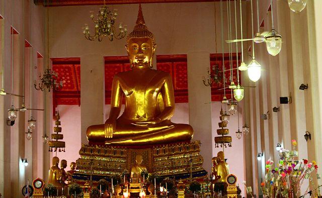 Ват Махатхат в Бангкоке