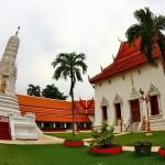 Храм Ват Махатхат в Бангкоке — описание и история храма