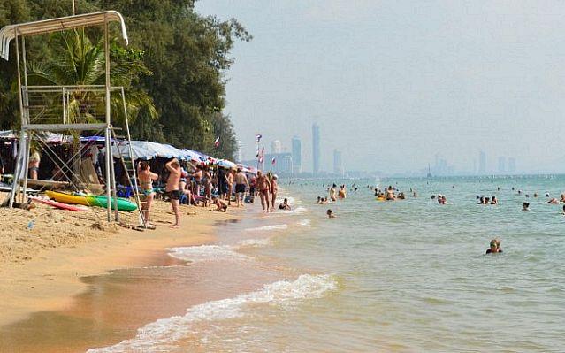Пляж Паттайя Парк