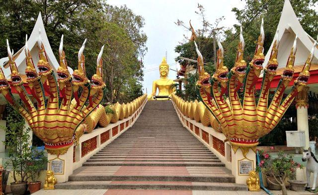 Холм Будды и Khao Phra Tam Nak