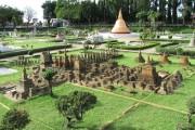 Парк Мини Сиам:обзор комплекса миниатюрных копий в Паттайе