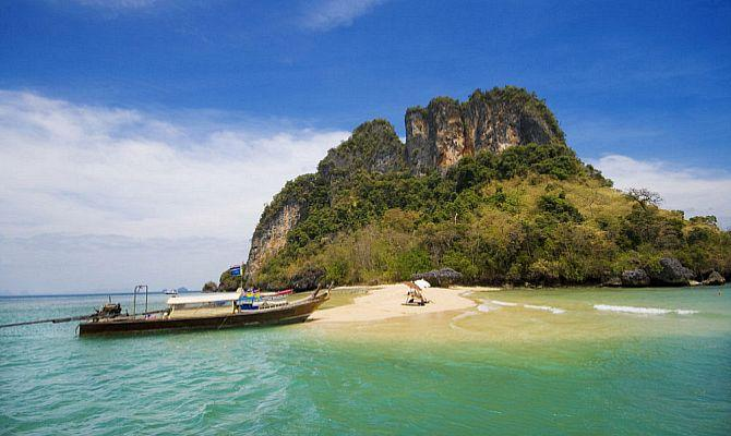 кораловый остров