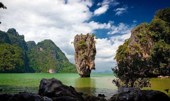 Остров Джеймса Бонда и острова залива Пханг Нга
