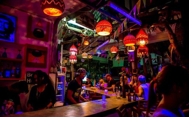 Reggae Bar Най Харн.