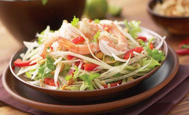 Сом Там (Som Tam): Самым известным блюдом Таиланда