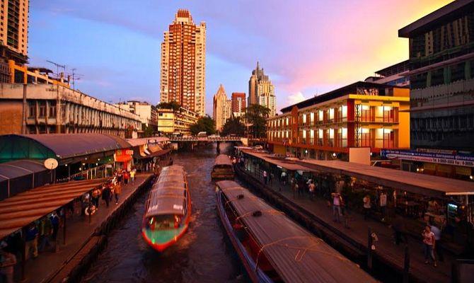 Достопримечательности Бангкока - что посмотреть и чем заняться в Бангкоке