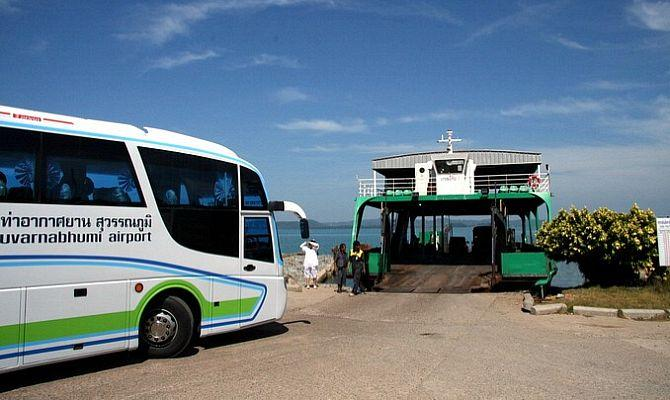 Как добраться до Ко Чанга из Бангкока - маршруты и цены
