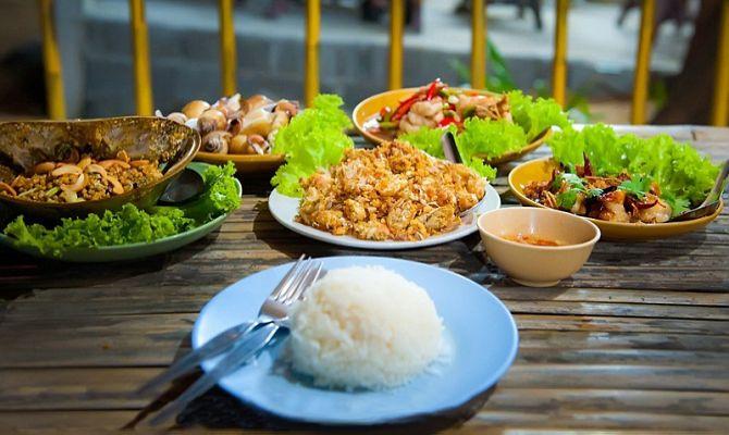 Национальная кухня Тайланда
