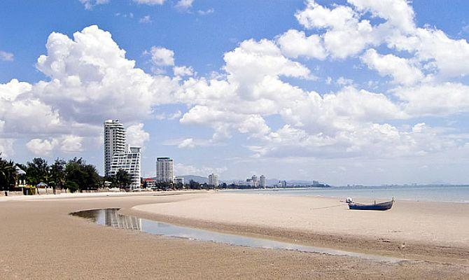 Пляжи Хуа Хина -  инфраструктура и особенности пляжей курорта