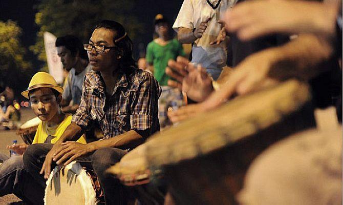 Музыка из Таиланда.