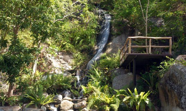 Водопад Самуи