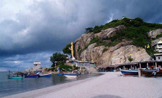 Пляж Суан Сон