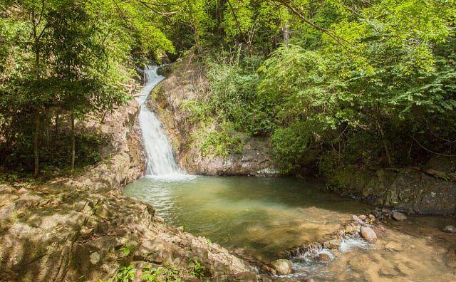 водопад Хуай То (Huai To)