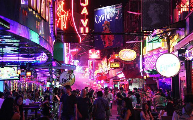 Секс развлечения бангкока