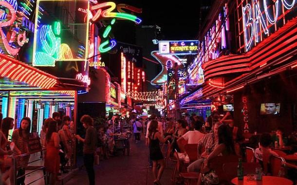 Ночная жизнь Бангкока - клубы, шоу, развлечения