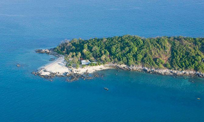 Koh Bon sziget