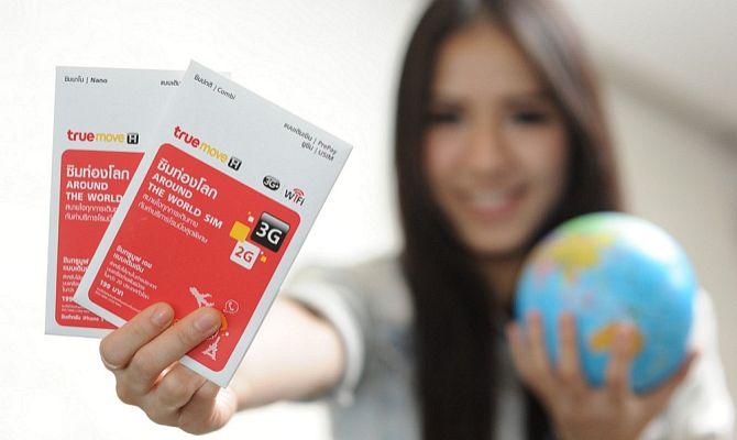 Интернет в Таиланде - WIFI, 3G, 4G. Стоимость и подключение