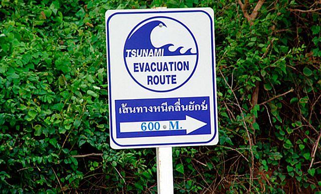 цунами таиланд 2004