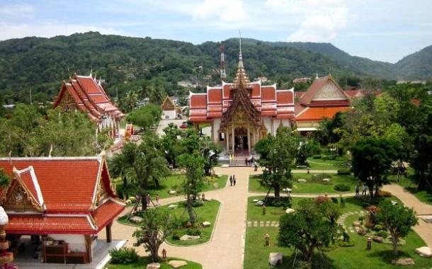 Храмы Пхукета - Буддийские, даосские, христианские храмы и мусульманские