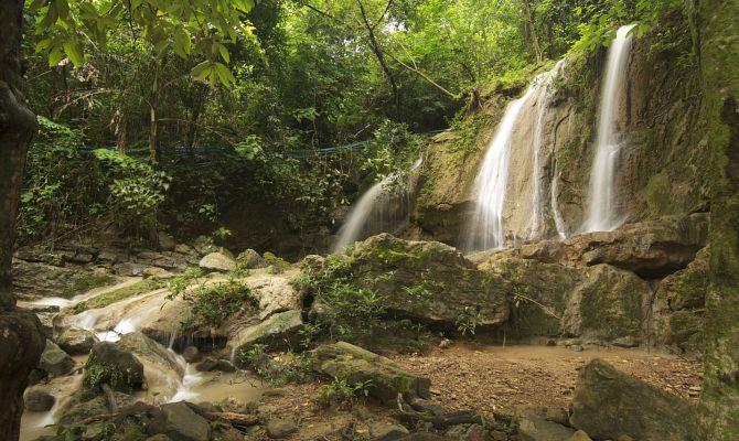 Самые известные и интересные водопады Тайланда