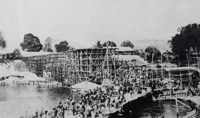 การก่อสร้างสะพาน