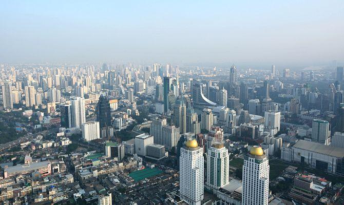 Бангкок - путеводитель по столице Таиланда