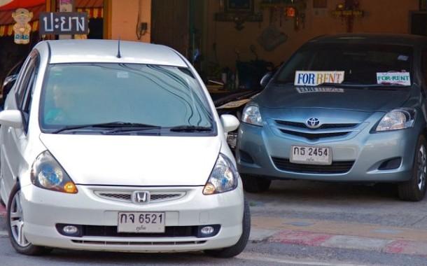 Условия Аренды авто в Тайланде - страховка, пдд, документы
