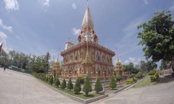 Монастыри, святилища и храмы Тайланда
