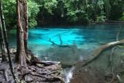 Изумрудный бассейн и Голубое озеро в Краби
