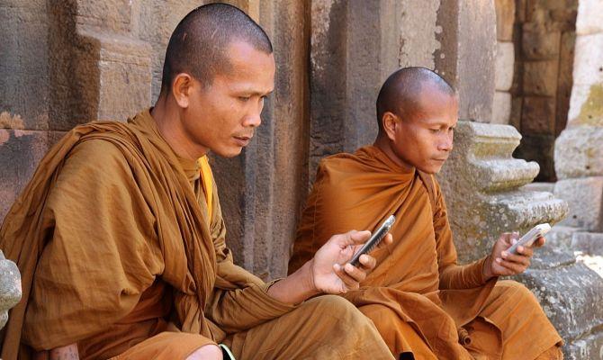 связь в таиланде