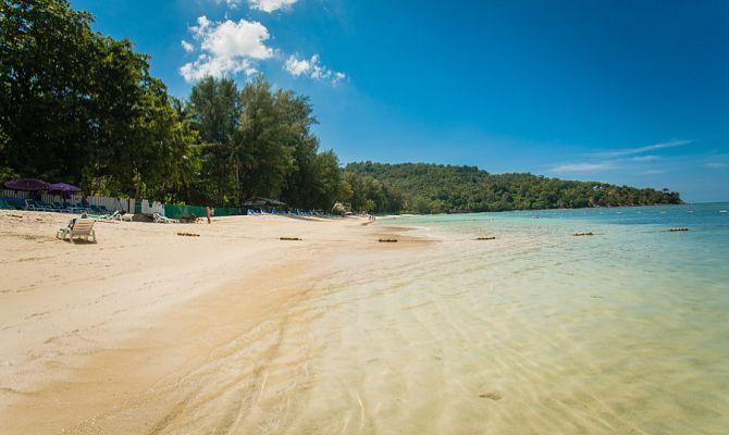 Пляж Три Транг (Tri Trang Beach) близ Патонга