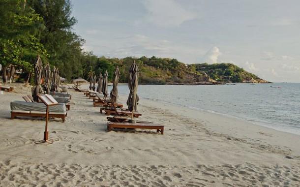 Пляж Чонг Мон на острове Самуи: обзор, фото