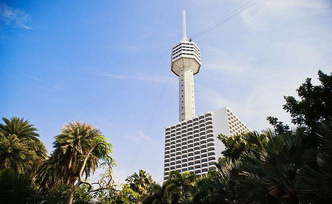 Башня Паттайя - Парк: развлечения и аттракционы