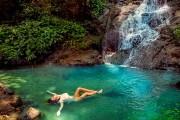 Популярные водопады на острове Пхукет